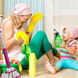 Для уборки и ванной