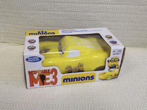 Машинка MINIONS 863-1