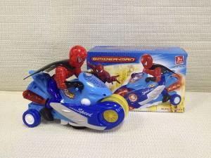 Мотоцикл SPIDER-MAN 939
