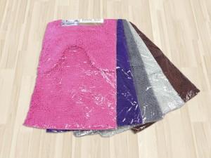 Набор ковриков ворс для ванной 2в1 60х90
