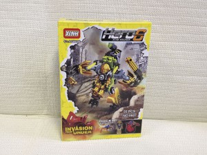 конструктор HERO6 8607
